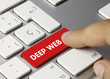 DEEP WEB. Keyboard