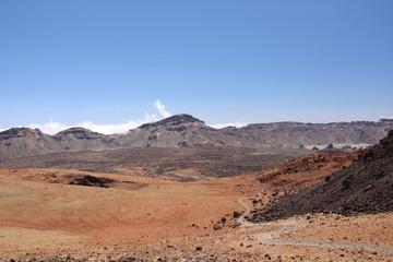 Tenerife, le chaos autour du Teide