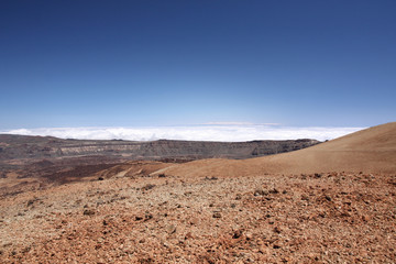 Tenerife, désert minéral