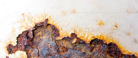 metal rust Wall mural
