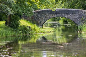 Bridge over Neath canal