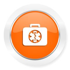 rescue kit orange computer icon