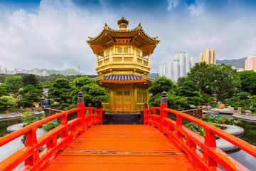 Nan Lian Garden,This is a government public park,Kowloon