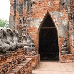 Wat Chaiwattanaram, ancient temple in Ayutthaya