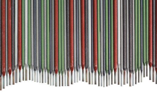 Welding Sticks Cutout