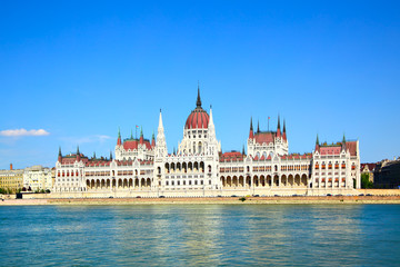 Fototapete - The Parliament in Budapest
