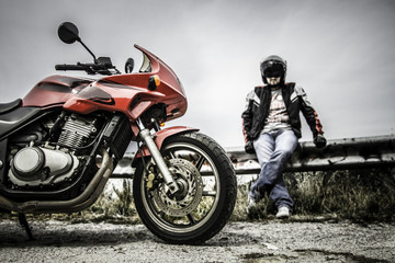 Moto e Motociclista