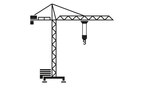 Baustellenkran
