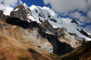 Cordiliera Huayhuash, Peru, South America