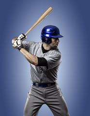 Wall Mural - Baseball Player