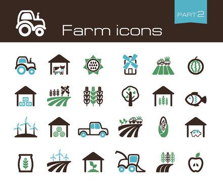 Farm icons part 2