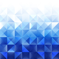 Modern geometrical abstract background