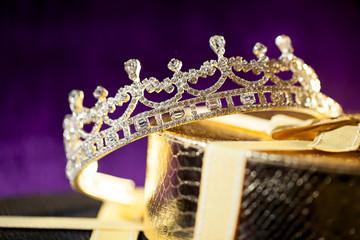 Wedding crown - Diamond tiara