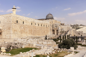 Temple Mount and Al-Aqsa Mosque