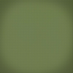 Green metal texture abstract  background with vignette