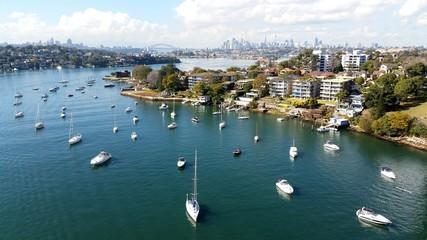 Fototapete - Vue de Sydney