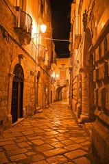 Alleyway. Giovinazzo. Puglia. Italy.