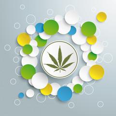 Cannabis Bubbles Infographic