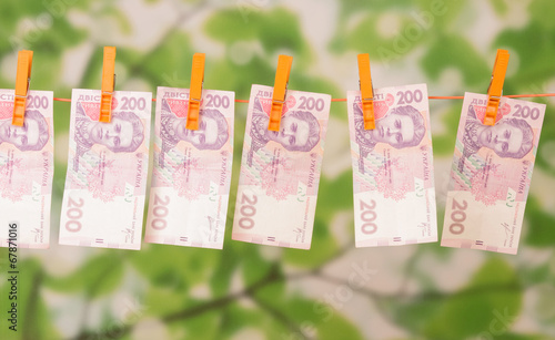 Dirty money bills