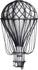 Old Air Ballon