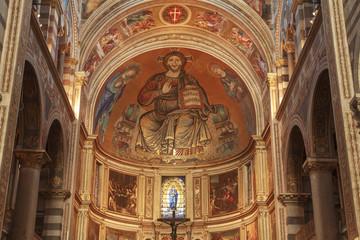 Chor, Dom von Pisa