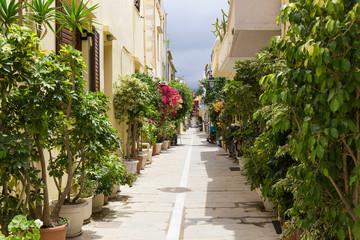 Mediterranean street