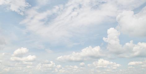 beautiful white cloud