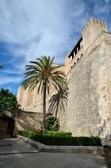 Tuinposter Tunesië Palma de Mallorca - Castle