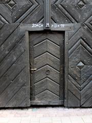 Historisches Hoftor