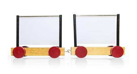 frame photo  train