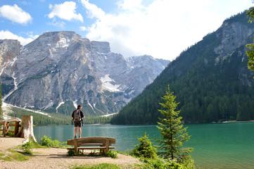 Travel to lago Di Braies