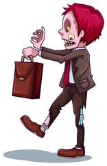 A working zombie