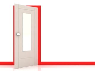Open door concept