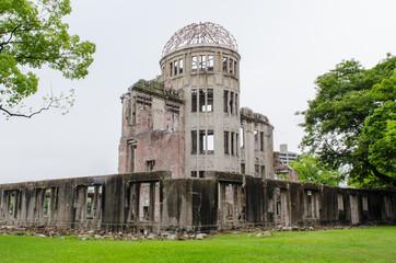A-bomb dome in Hiroshima