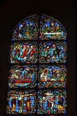 Photo sur Plexiglas Vitrail vitrail