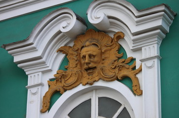 Renaissance decoration in the Winter Palace, Saint Petersburg