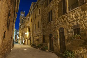 Fototapete - Pienza, Tuscany, Italy
