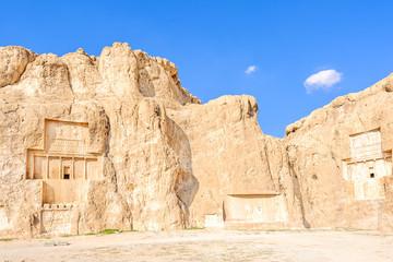 Naqsh-e Rustam in Fars Province, Iran