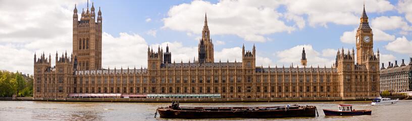 Big Ben and Westminster palace