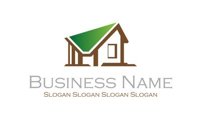 Logo architecte : énergie naturel