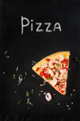 Wall Mural - Pizza.