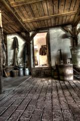 Bauernhaus Scheune