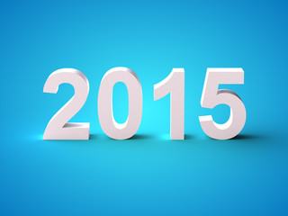 2015 3d Text