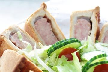 Pork Pies and savory pastries