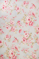 Background for textile fabrics