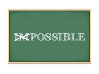 It is Possible