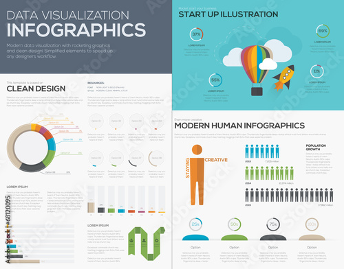 Infographic illustrators needed me clean