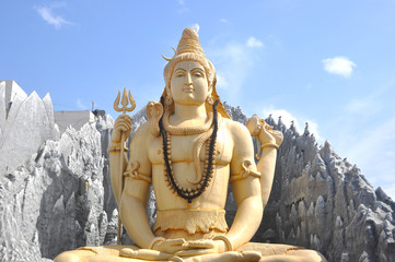 Indian God Statue