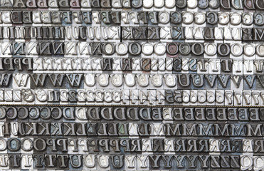 Alphabet and typo