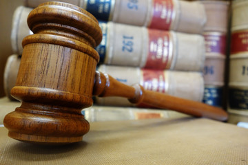Gavel and law